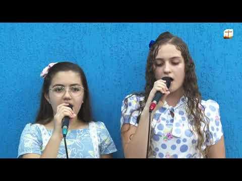 Vaso de Alabastro   Ana Laura e Rebeca   Tabernáculo da Fé Campinas/SP.
