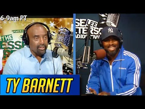 """Most Blacks Are Mentally Retarded!"" Jesse vs Ty Barnett (Rematch w/ Black Comedian)"