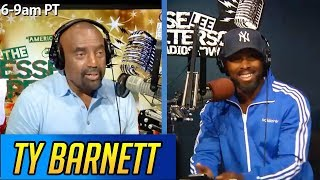 """Out-of-Wedlock Births = Retarded!"" Jesse vs Ty Barnett (Rematch w/ Black Comedian) thumbnail"