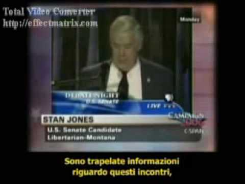 033 3223X9053R Stan Jones U S Senate Speaks out about The New World Order
