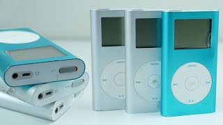 Repairing 3 iPod Mini's Saטed From E-Waste