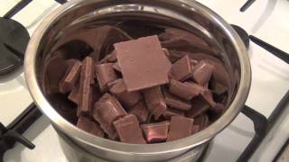 How To Make Fruit & Nut Chocolate Drops