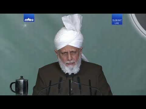 Ansarullah UK Ijtema 2018 Concluding Address by Hazrat Mirza Masroor Ahmad