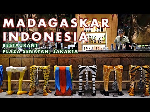 MADAGASKAR INDONESIA RESTAURANT, Plaza Senayan, Jakarta - ANAKJAJAN.COM