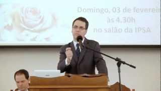 Exposições nos Salmos de Davi: Salmo 4 - Leandro Lima