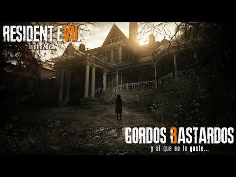 Reseña Resident Evil 7: Biohazard | 3 Gordos Bastardos