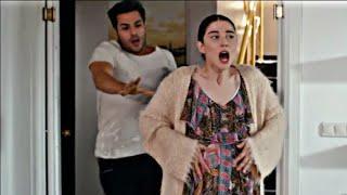 ولادة فتون 😨😂 مشهد مضحك في مسلسل موسم الكرز 🍒