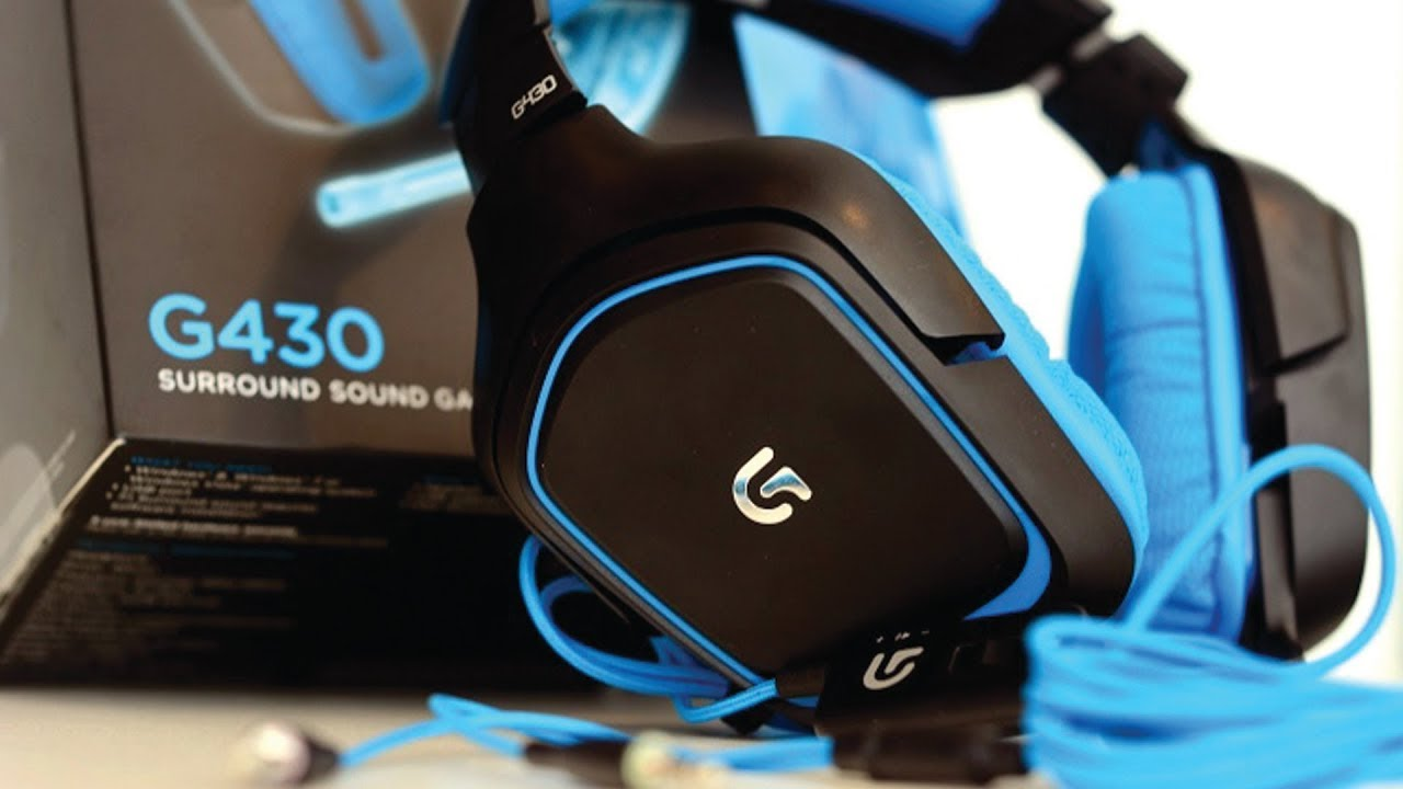 80ead444811 Logitech Gaming Headsets Low Sound FIX - YouTube
