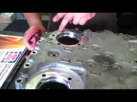 Allison Transmission Filter Change