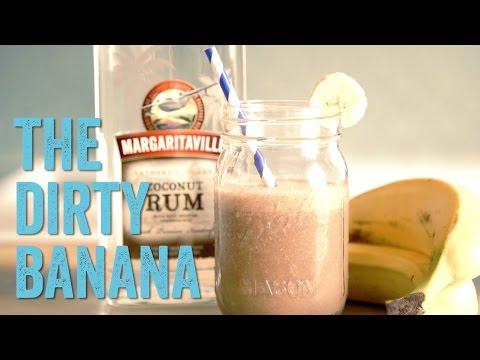 Let's Make: THE DIRTY BANANA!