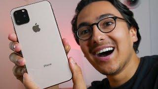 J'ai l'iPhone 11 Pro !