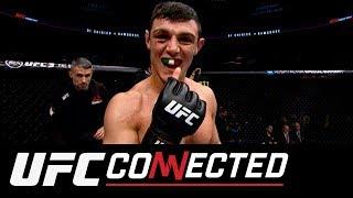 UFC Connected: Darren Stewart, Alessio Di Chirico, Carlo Pedersoli