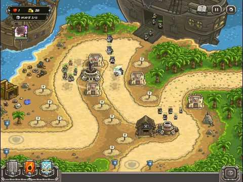 Buccaneer's Den - Kingdom Rush Frontiers - Heroic Veteran - KRF5 |