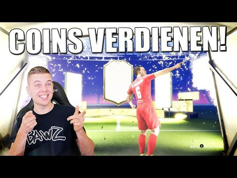 LEUKSTE & BESTE MANIER OM COINS TE VERDIENEN IN FIFA 20!!