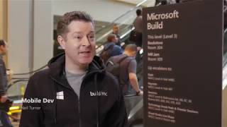 #BuildMC - Keynote Day 1 - Mobile Developer
