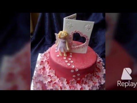 Детские торты для девочек