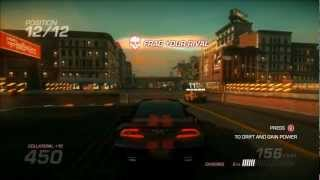 Ridge Racer Unbounded PC Gameplay