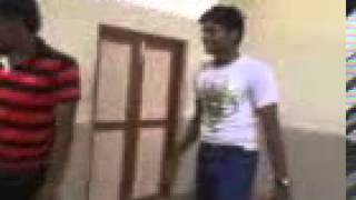 Ayyappan dancing anjala song from vaaranam aayiram movie - bruceleeayyappan