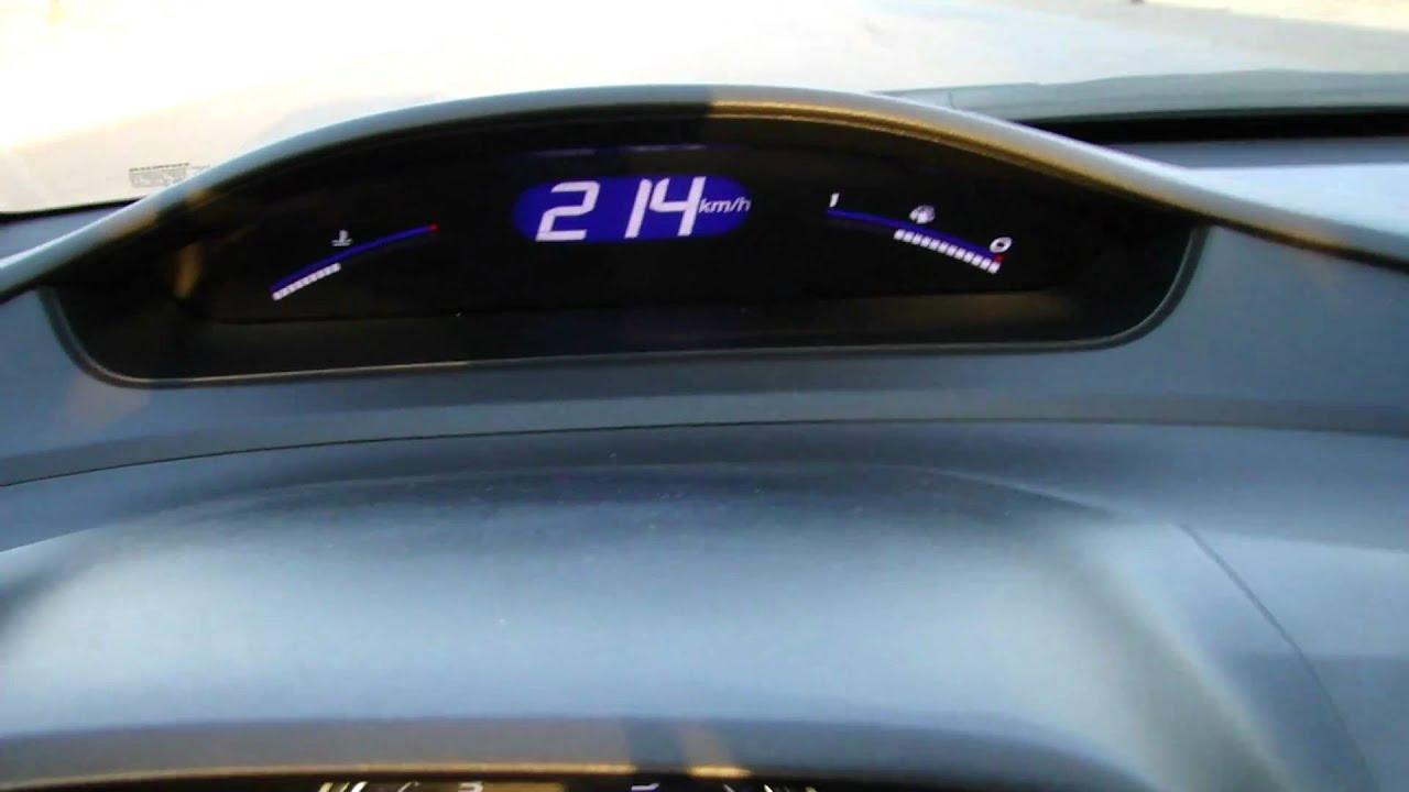 Captivating Honda CIVIC My Top Speed. By Mr.JOE,,,   YouTube
