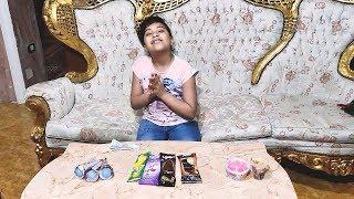 مرام تبيع في محل الأيسكريمات !!