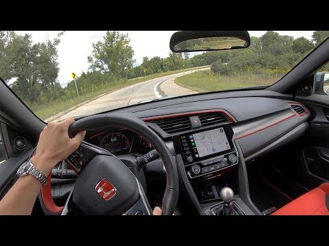 2019 Honda Civic Type R - POV First Impressions