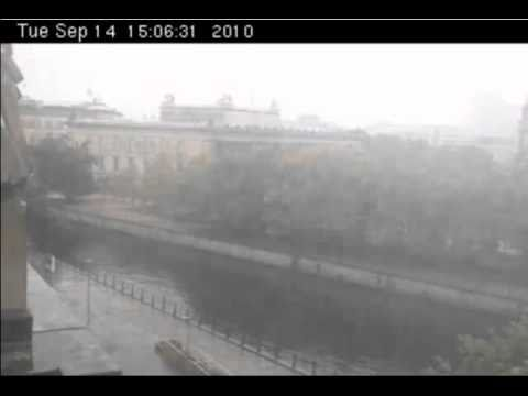 Berlin live Webcam rainy day