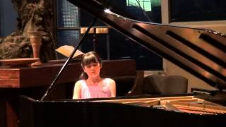 Umi Garrett, 12 yr. - Chopin Nocturne Op. Posth. No.21 for encore in Scottsdale