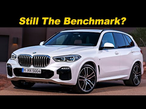2019 BMW X5   Is It Still The Mid-Sized Luxury King?