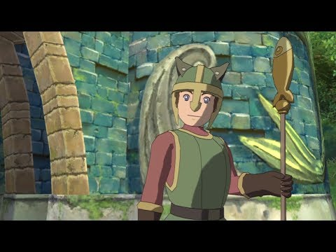 Ni No Kuni: Wrath Of The White Witch - Holy Wood [70]