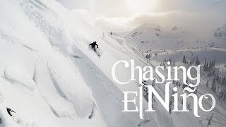 "GoPro Ski: Chasing El Niño with Chris Benchetler - Ep. 2 ""It's Always Cloudy in British Columbia"""