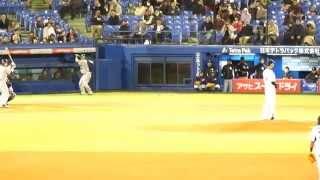 ヤクルトスワローズ新垣が2015年生まれ変わった。暴投の日本記録を...