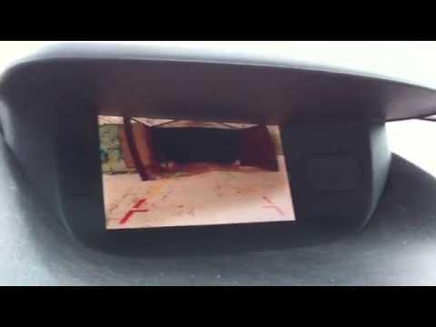 Renault Carminat CNC DVD Rearview Camera