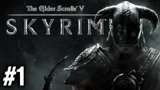 Stephen Plays: Skyrim #1