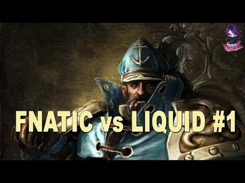 COMBO WOMBO Fnatic vs Liquid #1 Highlights Manila Major Group C  Dota 2