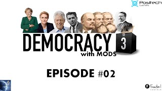 Democracy 3 EP #02 - Economy in the shitters ✪ Let's Play [HD]