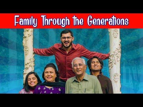 Family Through The Generations   MangoBaaz