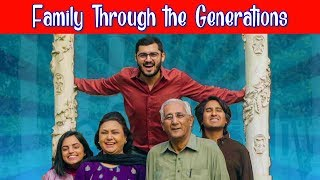 Family Through The Generations | MangoBaaz
