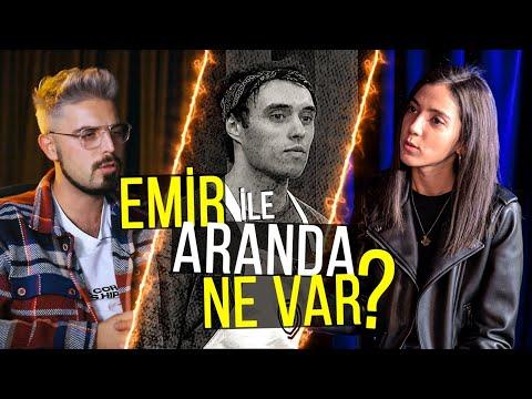 Masterchef Emir Elidemir  ile Ayyüce SEVGİLİ Mİ ?|  MASTERCHEF Ayyüce Kamit'e Sorduk!