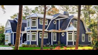 Unique Exterior House Siding Design Ideas, Best Wall Cladding Designs Ideas 4 Beautiful Home #7