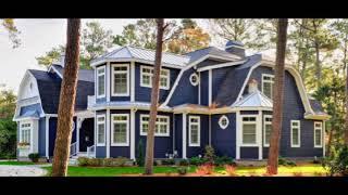Unique Exterior House Siding Design Ideas, Best Wall Cladding Designs Ideas 4 Beautiful Home #7