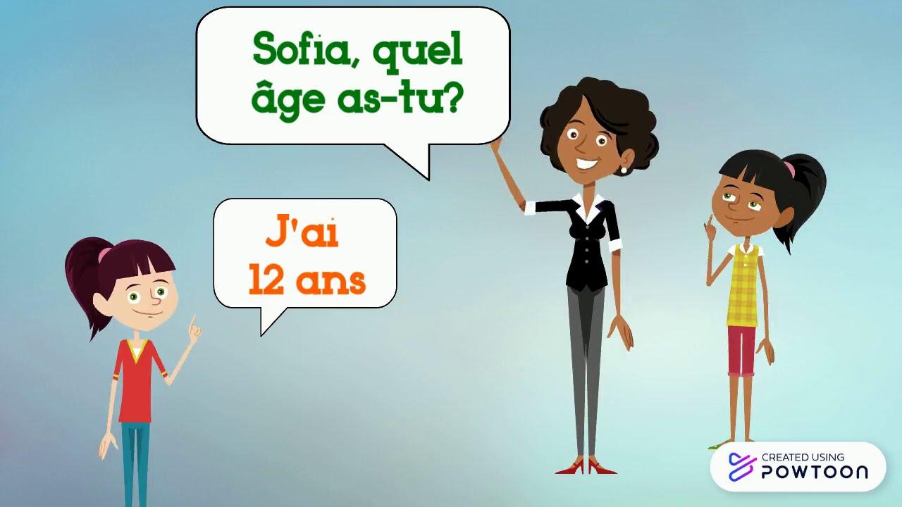 Download Demander et dire l'âge