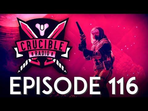 Crucible Radio 2 Ep. 116 - DESTINY 2! Progression and Gear! ft. True Vanguard