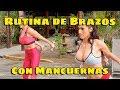 Rutina de Brazos con Mancuernas - Anabella Galeano