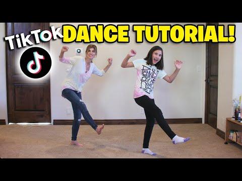 TIK TOK DANCE TUTORIAL!!! Learn How to Do My Dance!