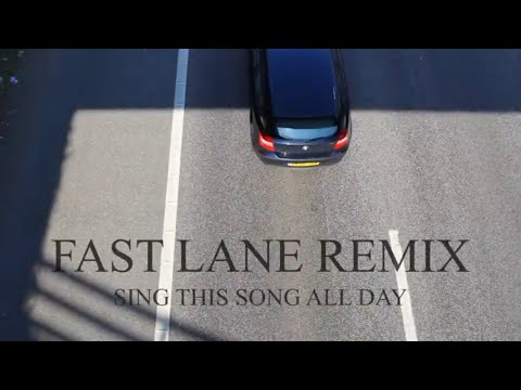 Snabe Rings - Fastlane (Sing This Song All Day Remix) Official Music Video