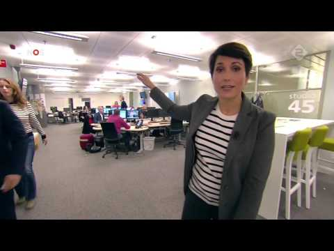 De achterkant van het NOS Journaal - NPO 2 (HD 1080p)