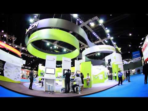 ITU Telecom World 2013 Time Lapse & Highlights