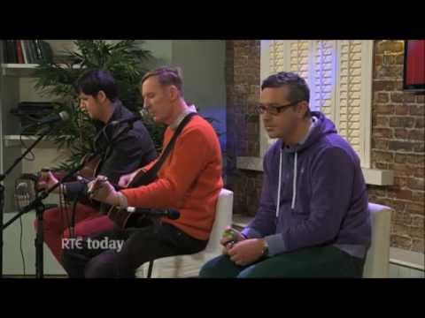 The Frank And Walters Sing 'After All' On RTE's Today Show