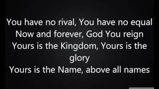 what a powerful name Hillsong Lyrics