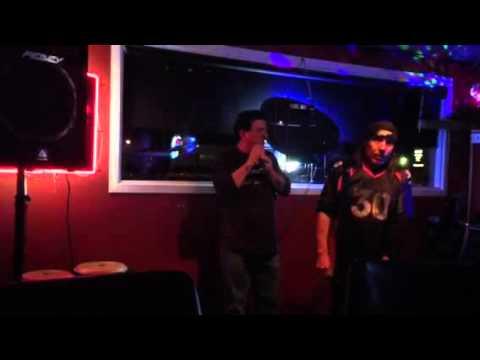 2/6 William at karaoke 1